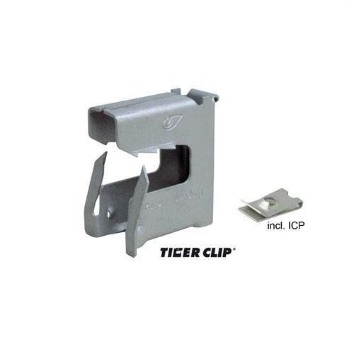 Grapa fijación eléctrica BISCLIPS TIGER 2-8mm