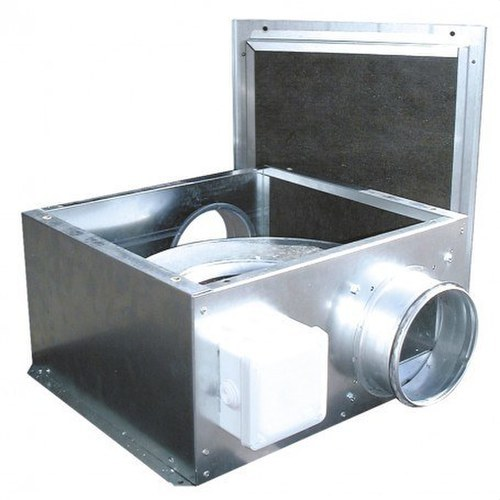 Caja ventilación estanca CAB-PLUS 250N