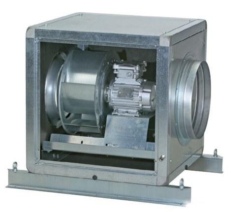Caja ventilación autolimpieza CHAT/6-710 N