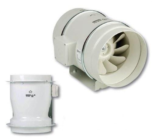 Ventilador conducto TD-800/200 3V