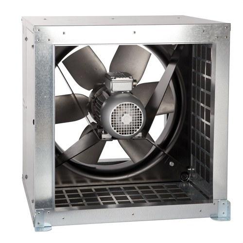 Ventilador helicoidal CHGT/4-450-6/-0,37 camisa larga