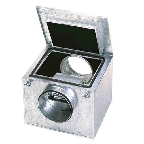 Caja ventilación CAB-125 48W 1600rpm