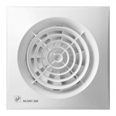 S & P 5210424700 EXTRACTOR BANO SILENT-200CZ 16W 2350rpm