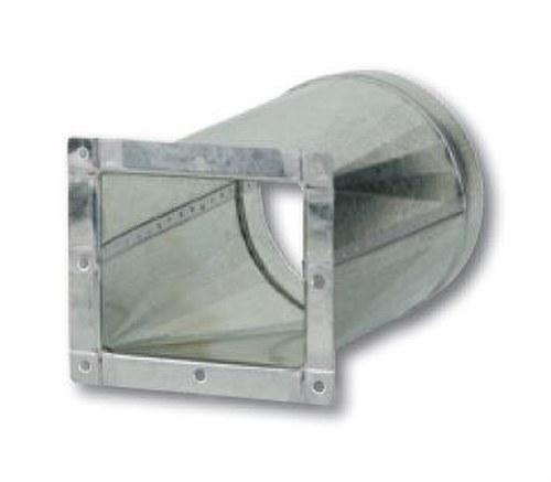 Acoplamiento rectangular circular KMBI-120 descarga