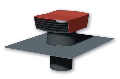 Sombrero tejado plástico CT-125P teja