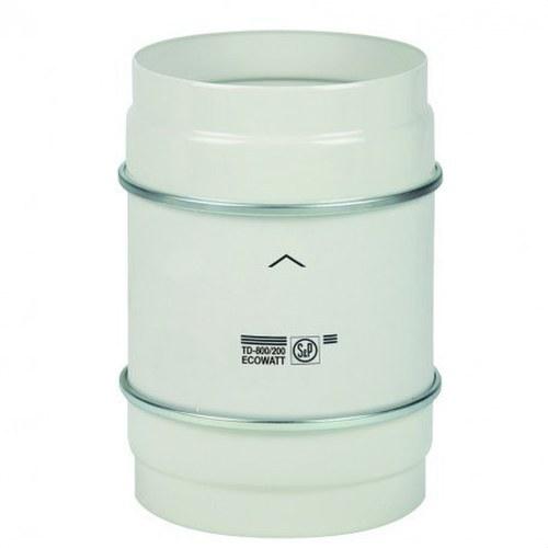 Ventilador HELIOcentrífugo TD-350/125-ECOWAT