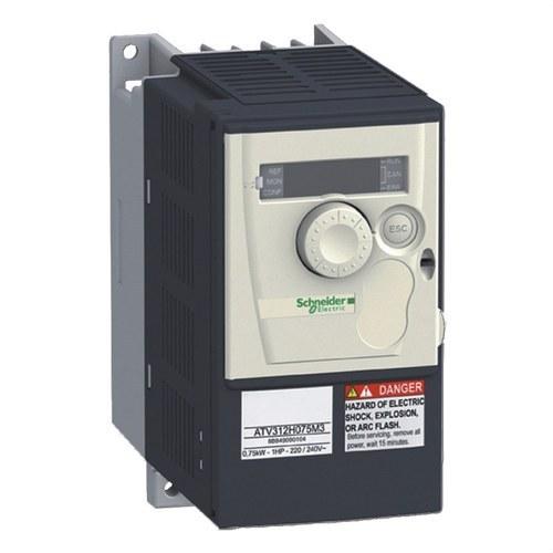 Convertidor frecuencia VFTM monofásico 0,75KW