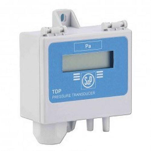 TRANSMISOR PRESION con DISPLAY TDP-D