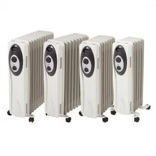 S & P 5226833000 Radiador aceite SAHARA-2503 2500W 230V