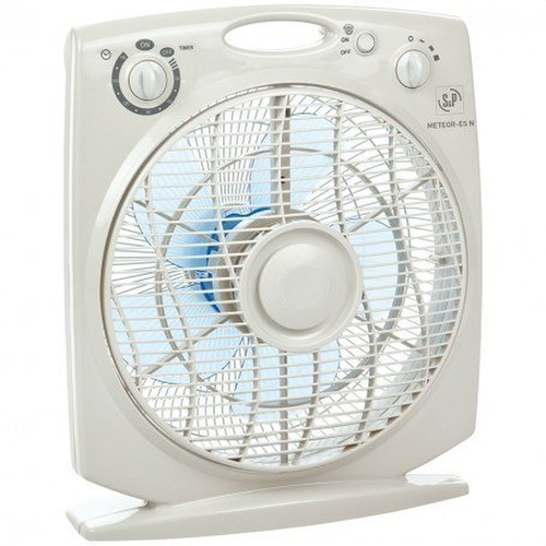 Ventilador BOX.FAN METEOR ES-N 35W 380x170x460