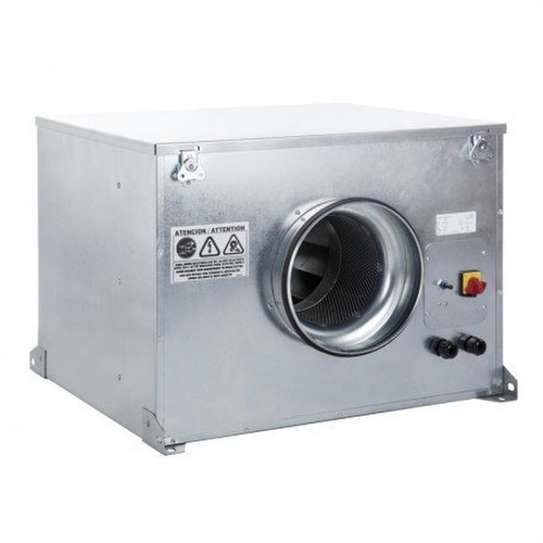 Caja ventilación estanca CAB-355 ECOWATT