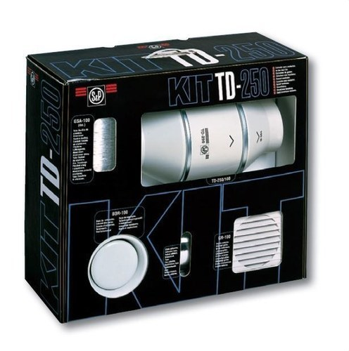 Kit extracción TD-160/100 NT SILENT