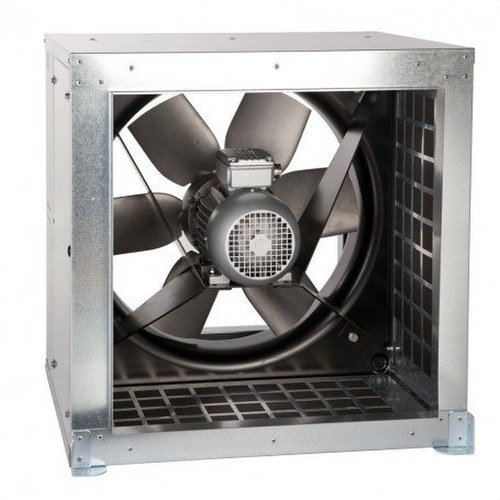 Ventilador helicoidal CHGT/4-630-6/-1,1 300ºC/2h