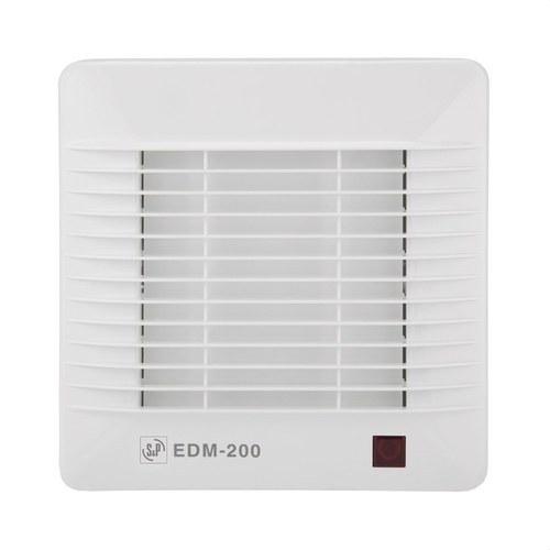 Extractor baño/aseo EDM-200C 25W 2500rpm
