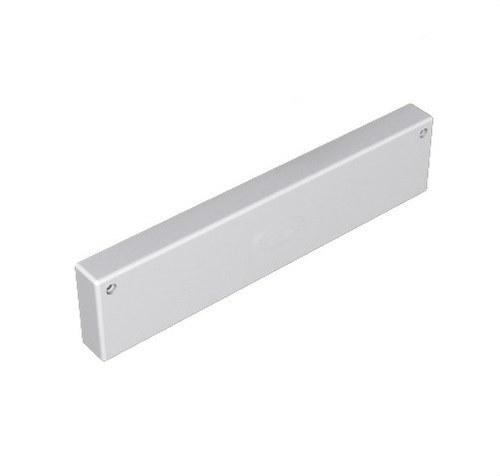Tapa final reducción PVC-M1 P/66100/1 U23X gris