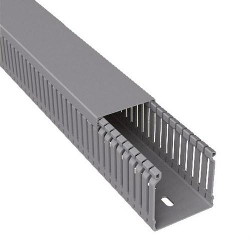 Canal para cableado 77 PVC-M1 42x20 U23X gris