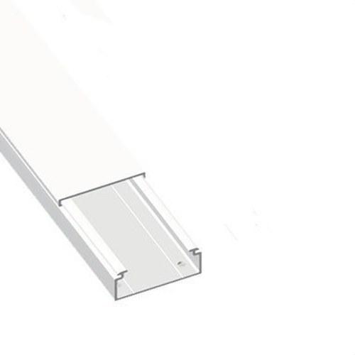 Moldura sin tabique 78 PVC-M1 10x22 U23X blanco nieve