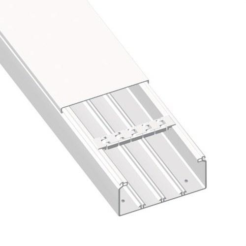 Moldura sin tabique 78 PVC-M1 20x30 U23X blanco nieve
