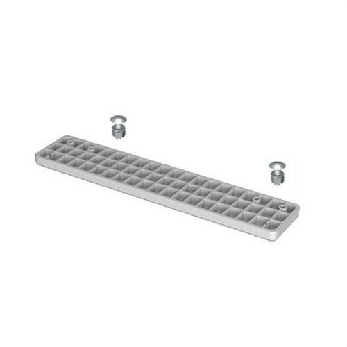 Unión base 100x500/600 U23X gris