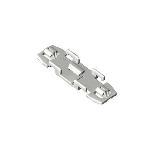 Anclaje tabique ICT PVC-M1 U23X gris RAL7030