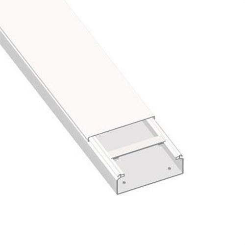 Canal para aire acondicionado PVC-M1 U23X 60x60 blanco nieve