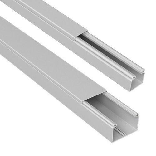 Moldura sin tabique 16x16 U23X gris RAL7035