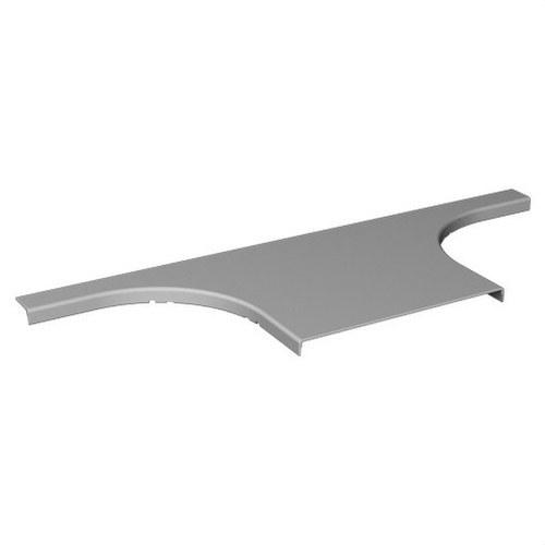 Tapa derivación T 100 U23X gris RAL7035