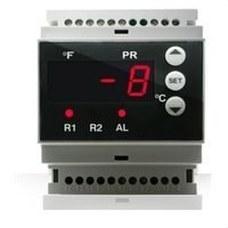 AKO AKO-15226 TERMOST.230V 2 RELES RAIL DIN 4MOD.