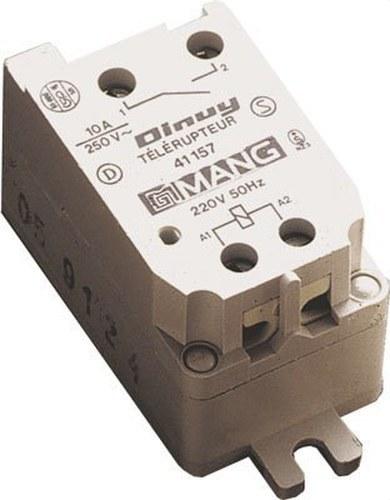 Telerruptor micro 1x10a 230V