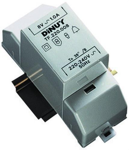 Transformador modular 230V/12V 0,5A