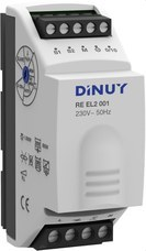 DINUY RE EL2 001 REG.INTENSIDAD 2 MOD.1000W RAIL DIN