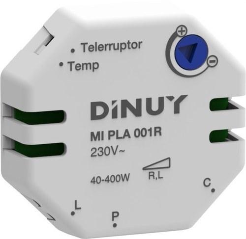 Minutero electrónico planta 400W 230V regulador