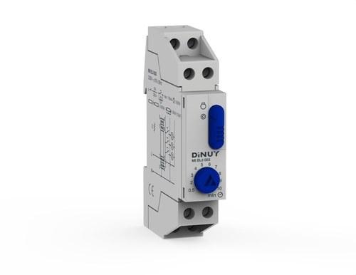 Minutero escalera EL3000 3h 1 módulo 16A 230V