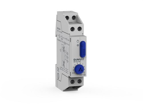 Minutero escalera EL3000 3/4h 1 módulo 16A 230V