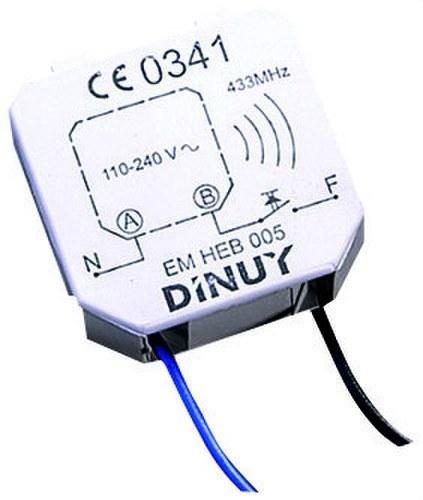 Emisor para instalacion en cualquier pulsador 100m
