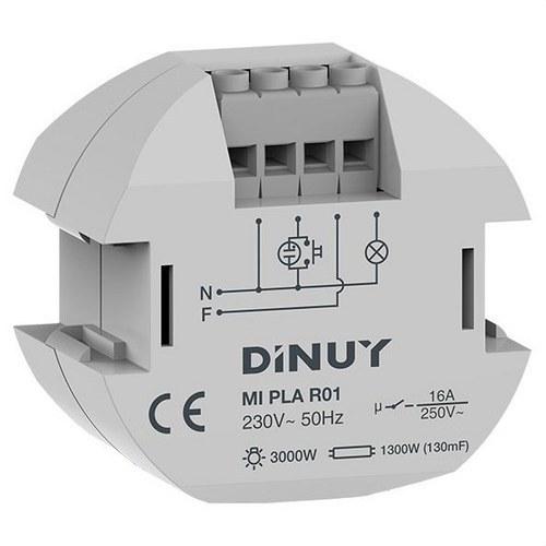 Temporizador para caja registro 3000W