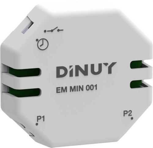 Emisor para pulsador pilas