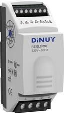 DINUY RE EL2 000 REG.INTENSIDAD 1 MOD.1000W RAIL DIN
