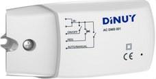 DINUY AC DMS 001 Pulsador/interruptor para reloj DMS 002 - RE DMS DA1