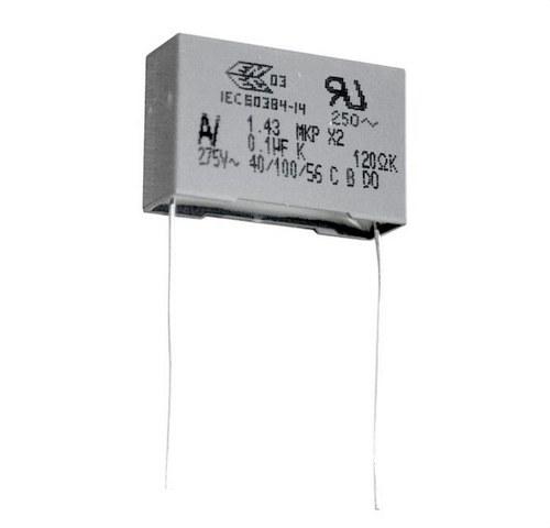 Filtro RC para detector