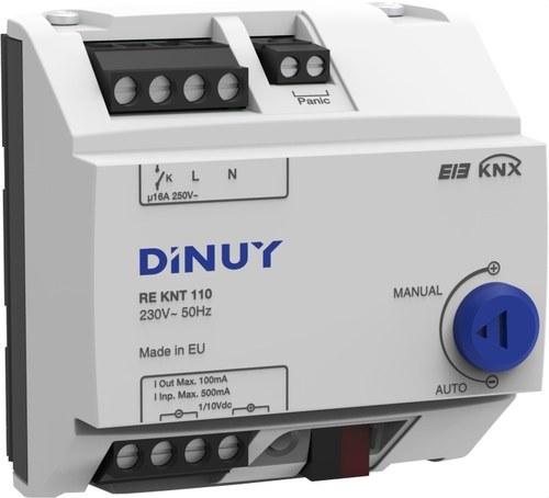 Regulador 1/10V corriente continua 1 canal