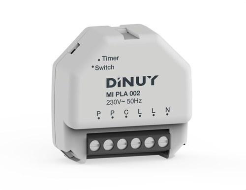 Minutero electrónico 3000W incandescente 230V