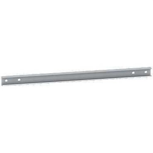CARRIL DIN DOBLE PERFIL 1 mm 2m