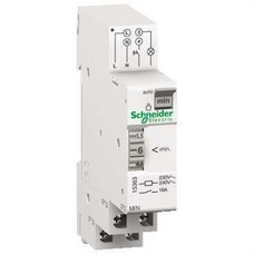 SCHNEIDER ELECTRIC 15363 Minutero automático escalera 220V CA 1-7 mínimas