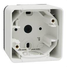 SCHNEIDER ELECTRIC MUR39911 Caja superficie de la gama MUREVA STYL color blanco