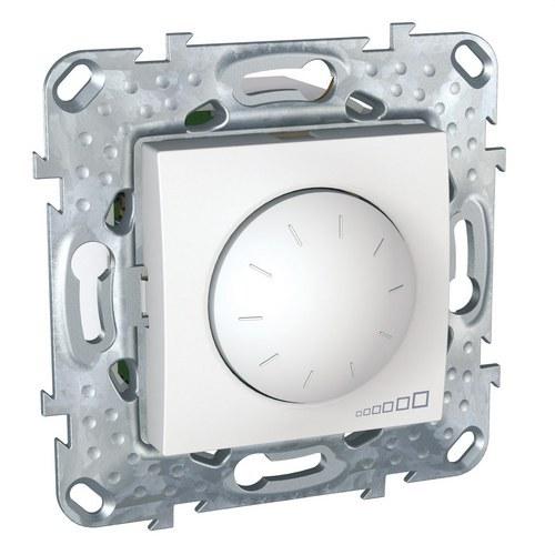 Regulador LED 4-200 VA Unica blanco