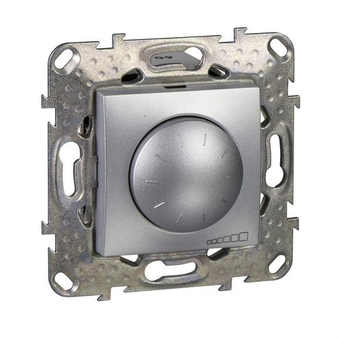 Regulador LED 4-200 VA Unica aluminio