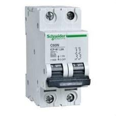 SCHNEIDER ELECTRIC 11933 Interruptor automático control potencia C60N ICP-M 2P 7,5A