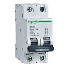 SCHNEIDER ELECTRIC 11935 Interruptor automático control potencia C60N ICP-M 2P 15A
