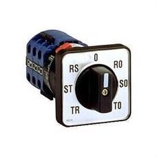 SCHNEIDER ELECTRIC 16018 Conmutador de voltímetro de levas 3L y 3LN 450 para diámetro 22,3mm